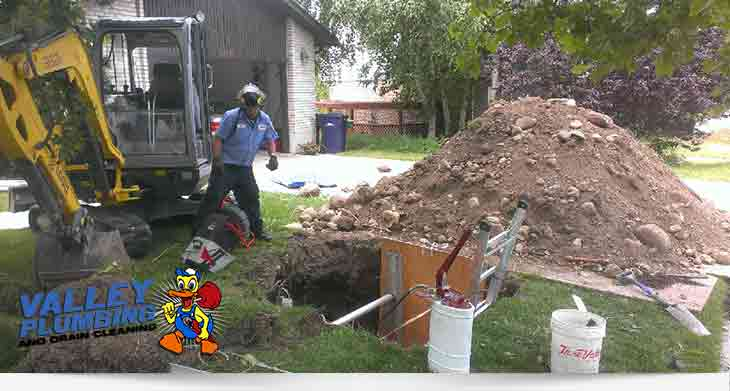 Main Water Line Repair in Salt Lake City, Utah