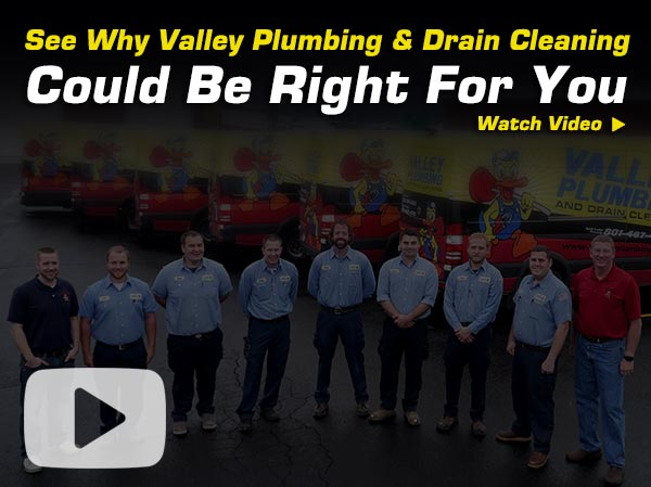 Valley Plumbing & Drain Cleaning Video