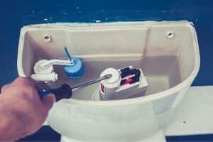 preventing running toilets